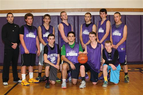 Boys' Basketball
