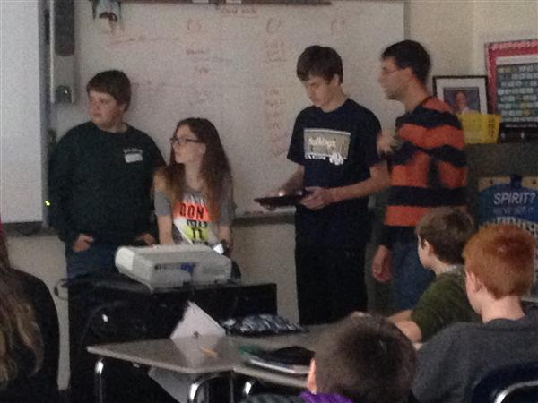 Students Present With the Socrative App